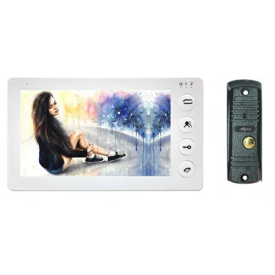 Комплект домофон дисплей 7 дюймов и панель