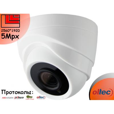 Камера внутренняя 5 Mpx AHD TVI CVI 5 Мпкс