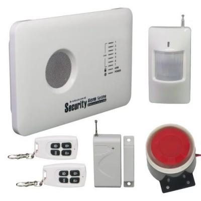 Комплект сигнализации GSM Kit 10C
